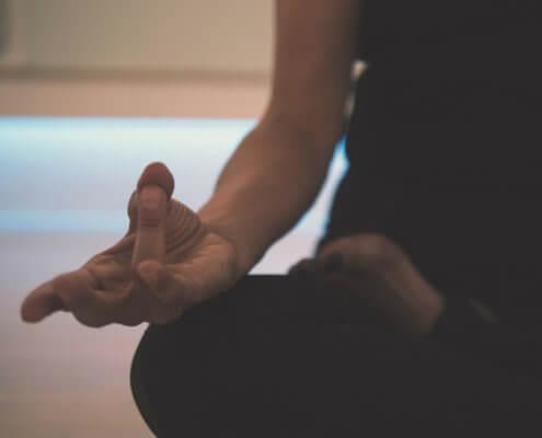 Rückbildungs-Yoga
